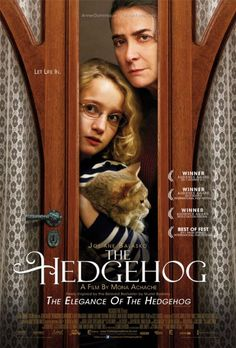 The Hedgehog: Josiane Balasko, Guarance LeGuillermic, Togo Igawa, Anne Brochet: Fantastic book & film! Hedgehog Movie, French Movies, Netflix Movies, Movies 2019, Coming Of Age, Prime Video, Great Movies, Excellent Movies, Movie Trailers