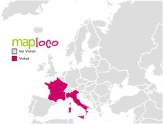 European Countries I will go to this summer :)