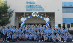 In 2012, Pima Medical Institute celebrated four decades of preparing students for careers they love in allied health care fields. #pimapride