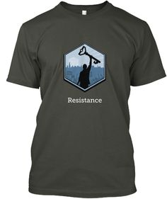 Ingress Resistance Tee   Teespring