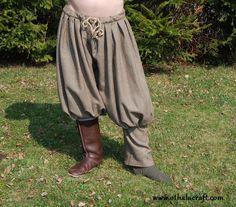 viking ruse trouser pattern - Google Search