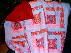 Care+Bear+Quilt+by+shirleygale+on+Etsy,+$30.00