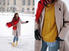 Andreea B. - The 5 pieces you need to make your winter outfit stand out