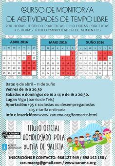 Máis info e inscricións en http://www.xaruma.org/evento/240_eventosxaruma.html