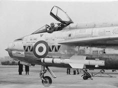 English Electric Lightning F1