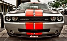 The new #Dodge Challenger