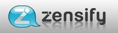 Zensify: iPhone app that aggregates social-network information.