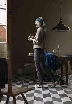 Dorothee Golz, Der Perlenohrring