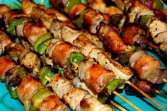 Food Dishes, Main Dishes, Chicken Souvlaki, Greek Recipes, Kung Pao Chicken, Cooking Recipes, Snacks, Meat, Ethnic Recipes