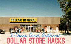31 Cheap And Brilliant Dollar Store Hacks