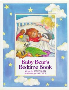 At bedtime, Baby Bear's wonderful, patient baby-sitter, Goldie, recounts six silly, scary, sad, and funny stories about the stuffed animals on the shelves of Baby Bear's room.