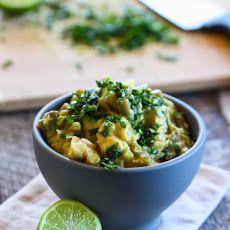 Crock Pot Green Curry Chicken