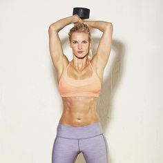 Best ab exercises using weights