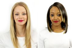 "Skeptical? We tested hundreds of ""flattering on everyone"" shades on four women with very different skin tones. Here are the winners -- and the pictures to prove it"