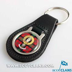 Boyd Clan Crest Key