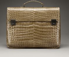 For the most fashion-forward fathers, we recommend this Bottega Veneta crocodile briefcase. For other gifts for Dad, visit http://balharbourshops.com/fashion/fashion-news/item/1960-all-about-dad