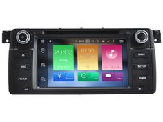 Android 6.0 CAR Audio DVD player FOR BMW E46/M3 (1998-2005) gps Multimedia head device unit receiver BT WIFI