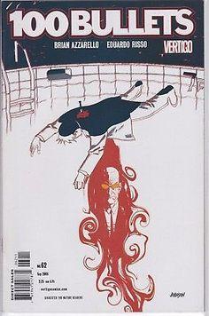 100 Bullets #62 DC Vertigo Comics 2005 2006