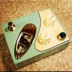 Coolest guitar pedal ever!