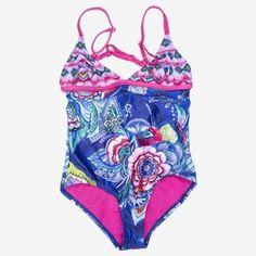 Malokai Jednodílné plavky dětské