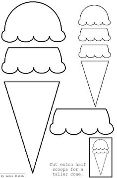 Paper ice cream cone project icecream crafts for kids pinterest ice cream cone craft ce775fb938595f568d715213aed33e0dg 7361120 maxwellsz