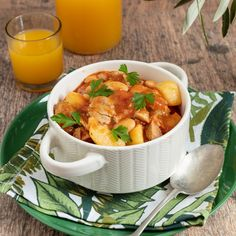 Easy hassle free stew perfect for a winter comfort meal!