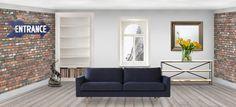 Eva Klíčová showroom at Neybers Sofa, Couch, Showroom, Interior Design, Furniture, Home Decor, Nest Design, Settee, Settee