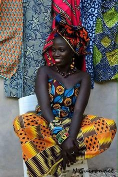Skin Beauty Photography Head Wraps Ideas For 2019 African Inspired Fashion, African Fashion, African Attire, African Dress, African Wear, African Beauty, African Women, African Diaspora, Fashion Mode