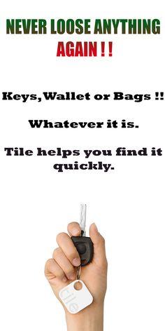 Tile Key Finder and Wallet Finder (GPS) – Find Anything Tiny!