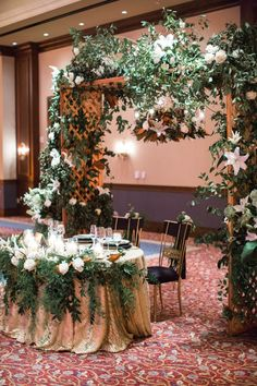 wedding reception idea; Gina Meola Photography