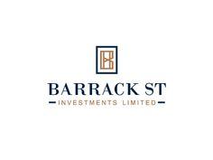 Barrack Investments designed by Maskon Brands™. Logo Desing, Love Logo, Investment Firms, Real Estate Logo, Branding Kit, Logo Inspiration, Mood Boards, Initials, Identity