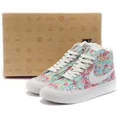 sale retailer c1625 79b9e 24 Best Nike Blazer High Top images | Nike blazers, Women ...