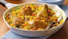 Arroz Con Pollo Recipes, Spain Meal : Food Recipe