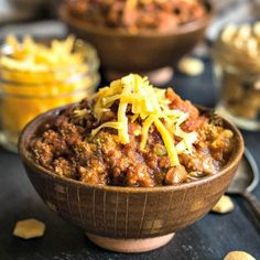 The Best Chili will change the way you make chili from now on. It has a secret ingredient that takes this dish to the next level.