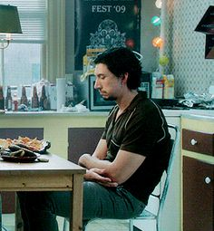 Adam Driver in What If (2013)