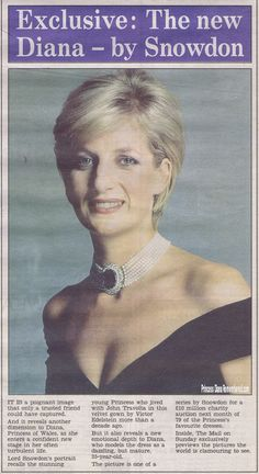 Princess Diana 1997