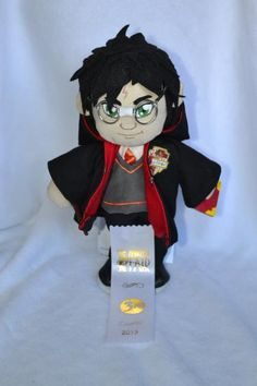 Harry Potter Doll by Cristophine