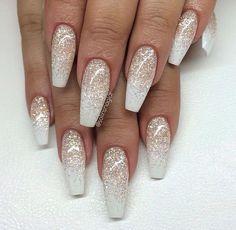Everything girly & glam ♥ : Photo #GlitterNails