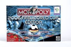 Amazon.com: Monopoly 2006 FIFA World Cup Edition: Toys & Games
