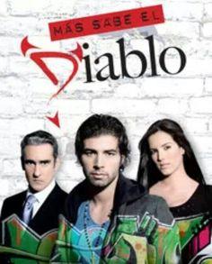 Mas sabe el Diablo.... Gaby Espinox Jeancarlos Canela y Miguel Varoni