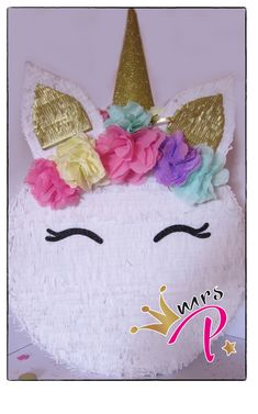 #Piñata #unicornio #fiesta #party #unicorn