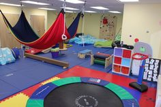therapy kids room   Home - Canyon Kids Pediatric Occupational Therapy Services, Bethesda ...
