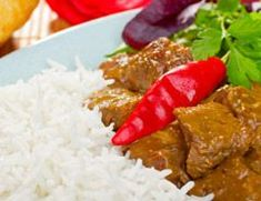 safefood beef or lamb curry. Healthy recipe from safefood. All our recipes are nutritionally analysed by our team of experts. #curry #beefcurry #lambcurry #healthycurry