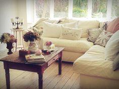 My living room - Amanda