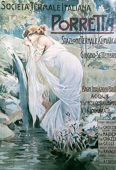 Art Nouveau in Italy - Posters