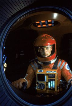 2001: A Space Odyssey.   Excellent classical music soundtrack.