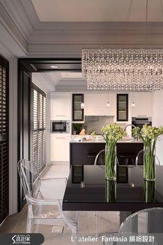 INTERIOR | 34평 네오클래식컬 st. 아파트 인테리어 Oversized Mirror, Interior Design, Furniture, Home Decor, Transitional Chandeliers, Nest Design, Homemade Home Decor, Home Interior Design, Interior Architecture