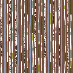riga (brown) - lucienne day