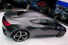 Acura NSX steps closer to reality in Detroit (pictures) - CNET Reviews via @CNET