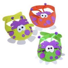 Monster Foam Visor Craft Kits